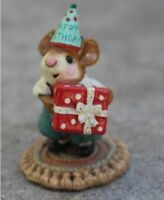 Wee Forest Folk - M-223 Party Boy , Rare Colors. US Seller , Ships same day FREE