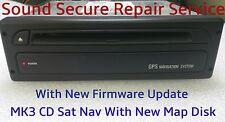 BMW 3 5 7 ser E46 E39 E38 X5 E53 CD MK3 SAT NAV Navigation repair service