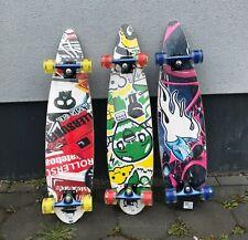 Skateboard Longboard Holzboard Komplete