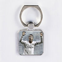 Cristiano Ronaldo Football Phone Holder Ring Grip Stand Mount