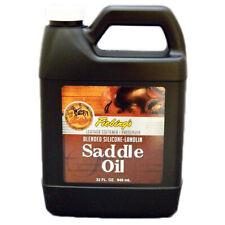 New listing Fiebing'S Silicone Lanolin Saddle Oil 32 Ounce U-032Z