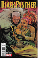 BLACK PANTHER #1 MARVEL COMICS  Sanford Greene Connecting Variant (2016)