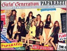 SHOJOJIDAI SNSD GIRLS' GENERATION-PAPARAZZI-JAPAN CD DVD TYPE A C98