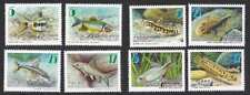 Taiwan 2011 2012 Sp.557 Sp.569 Fishes of Taiwan 鱼类 stamps 8v MNH