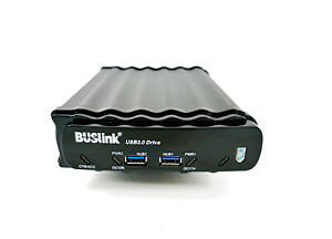 Buslink XP Compliant USB 3.0 w/ Hub External Desktop 4TB Hard Drive for All OS