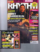 JIMMY CHAMBERLIN / JOURNEYRhythm + CDNo.108February2005