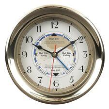 Authentic Models Captain's Time &Amp; Tide Clock - SC042