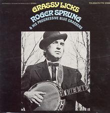 Roger Sprung - Grassy Licks [New CD]