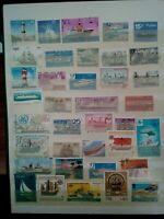 Schiffe Briefmarken Sellos Stamps Timbres