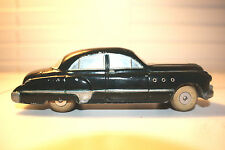 Vintage 1949 National Products Buick Super Scale Model Verde Green RARE!!!