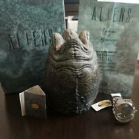 FOSSIL GIGER ALIEN Watch Resin Egg Display Limited quantity Super rare