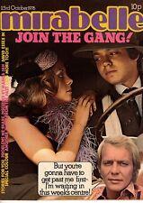 Mirabelle Magazine 23 October 1976     David Soul     Slik