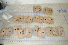 MOLLE grenadier set pouches lot of 16 HE single x 10 double x 4 pyro x 2 DCU USA