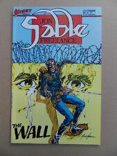 Jon Sable Freelance 14 . First 1984 . VF