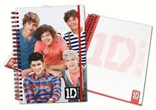 Ufficiale One Direction formato A4 spirale Bound rigida notebook