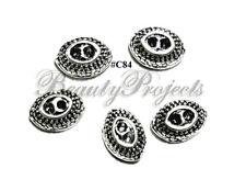 5pc Nail Art Charms 3D Nail Rhinestones Decoration Jewelry DIY Bling - C84