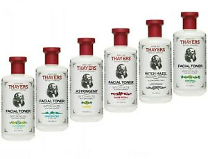 Thayers Witch Hazel Aloe Vera Formula Astringent & Facial Toner - Winter 2019