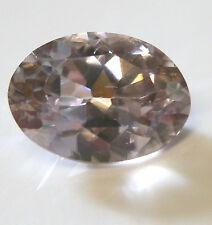 Large natural medium pink zircon...high quality gem...4.2 Carat