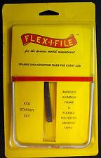 Flex i File Starter Set, el máximo schleifwerkzeug para el modelo Bauer