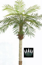 ARTIFICIAL 5' PHOENIX PALM TREE PLANT SAGO DATE CHRISTMAS LIGHTS