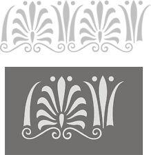 Schablone, Wandschablone, Malerschablone, Stupfschablone, Stencils, Antike 20cm