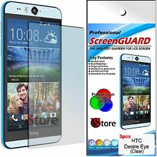 3 Film For HTC Desire Eye Protector Save Screen LCD Display Films