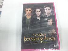 dvd film Breaking Dawn Parte 2 - The Twilight Saga
