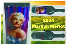 2004 MARILYN MONROE MERLOT Red Wine SEALED Collectible Celebrity MINT  *********
