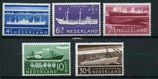 Nederland 1957 Zomerzegels 688-692 Ships - POSTFRIS Cat waarde € 15