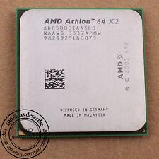 AMD Athlon 64 X2 5000+ - 2.6 GHz (ADO5000IAA5DO) AM2 CPU Processor 1000 MHz