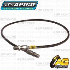 Apico Braided Clutch Hose For KTM SX 65 2002-2013 KTM SX 85 2002-2013