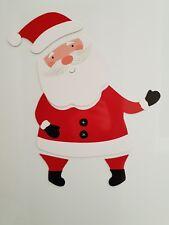 5 Pieces Santa Christmas Fridge Refrigerator Magnet Freezer Xmas Decoration