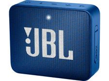 ALTAVOZ BLUETOOTH JBL GO 2 - AZUL- RESISTENTE AL AGUA- INALÁMBRICO-3W-MICRO
