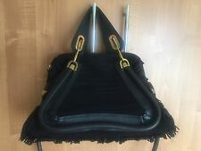 Auth RARE and GORGEOUS CHLOE PARATY -medium bag!