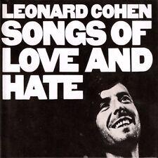 LEONARD COHEN LP Songs Of Love And Hate Vinyl SEALED