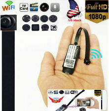 US Wireless WiFi HD 1080P Mini Hidden Camera Digital Video Motion Activated Cam
