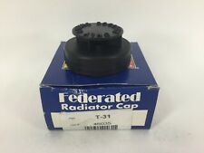 FEDERATED Motorad T-31 /46035 Engine Coolant Recovery Tank Radiator Cap