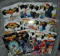 DC TRINITY Complete series 52 issues VF to NM