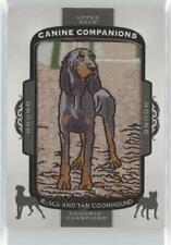 2018 Goodwin Champions Canine Companions Tier 2 Hound Black and Tan Coonhound