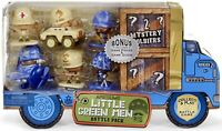 Awesome Little Green Men Battle Pack Series 2 8 Soldiers Desert Blue Figures New