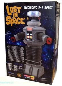 LOST IN SPACE B9 10inch ELECTRONIC ROBOT DIAMOND SELECT