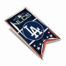 2018 Los Angeles Dodgers World Series National League Champions MLB Label Pin