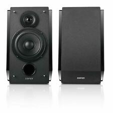 Edifier R1850DB Active Bookshelf Studio Bluetooth/Optical Input Speakers Black