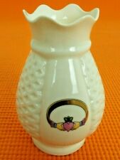 Donegal Parian China Claddagh Ring Vase