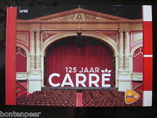 PRESTIGEBOEKJE PR 42 CARRE 125 JAAR 2012 CAT.WRD. 16,00 EURO