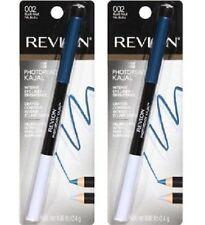 Revlon Photoready Kajal Intense Eye Liner Brightener, 002 Blue Nile, Lot of 2!