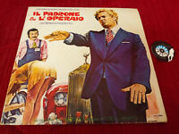 LP 33 OST Gianni Ferrio Il Padrone & L'Operaio United Artists Rec ITALY 1975