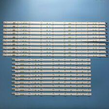 20pcs LED strip V5DR_600SCA_R0 V5DR_600SCB_R0 for Samsung UN60JS8000 N60KU6300