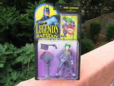 Legends of Batman The Joker With Snapping Jaw! Kenner 1994~New