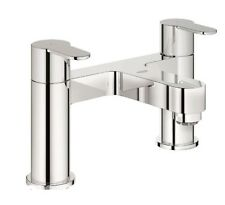Grohe Cosmo Polished Chrome Bath Filler Tap Wave